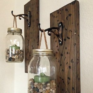 Lighting Rustic Home Decor Ideas