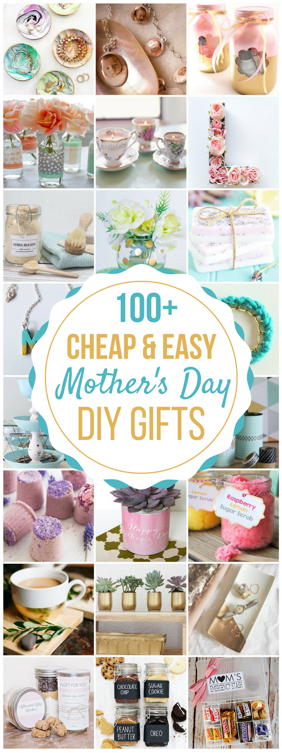 100 cheap easy diy mother 39 s day gifts prudent penny