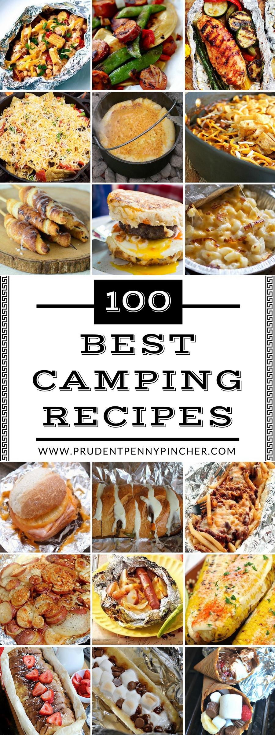 100 Best Camping Recipes