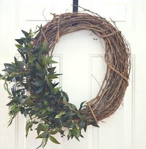 Farmhouse Style Wreath