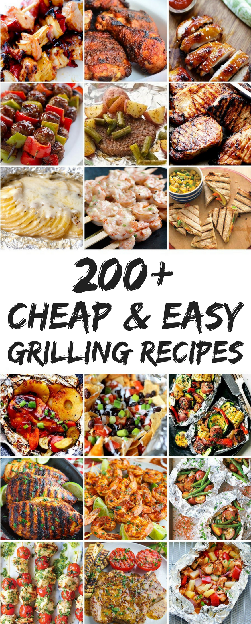 200 cheap and easy grilling recipes prudent penny pincher grilling recipes forumfinder