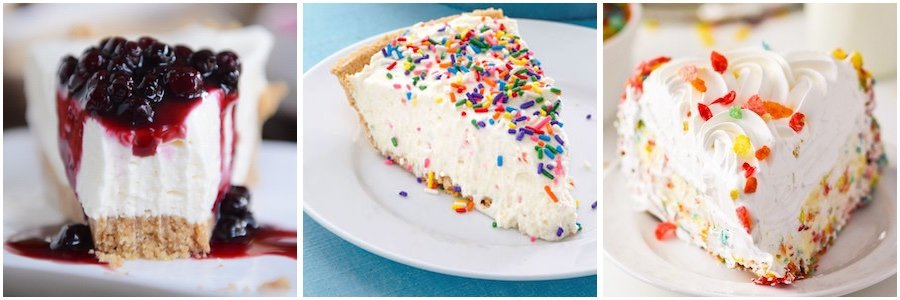 Other No Bake Cheesecakes