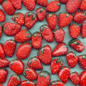 Strawberry Rocks