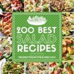 200 Best Salad Recipes