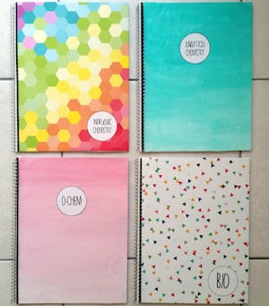 20 DIY Notebook Ideas for Back to School
