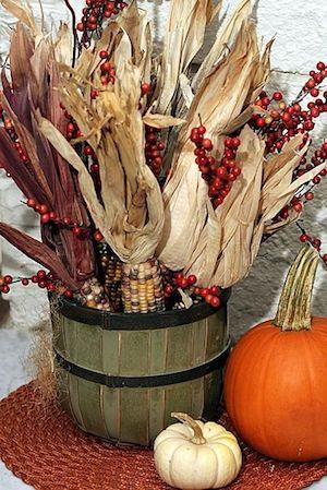 corn bushel basket