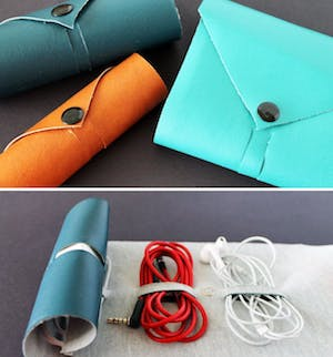 Back to School DIY Ideas for Organizing the Electronics