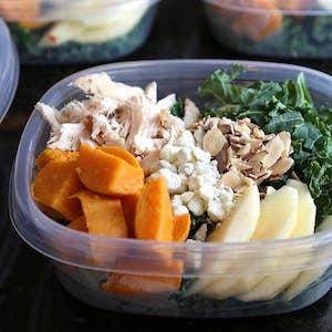Harvest Chicken Salad Meal Prep Recipe