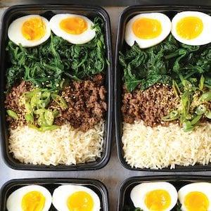 Korean Beef Bowl Meal Prep Recipe