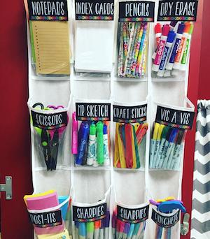 20 DIY Organization Back to School Hacks and Ideas