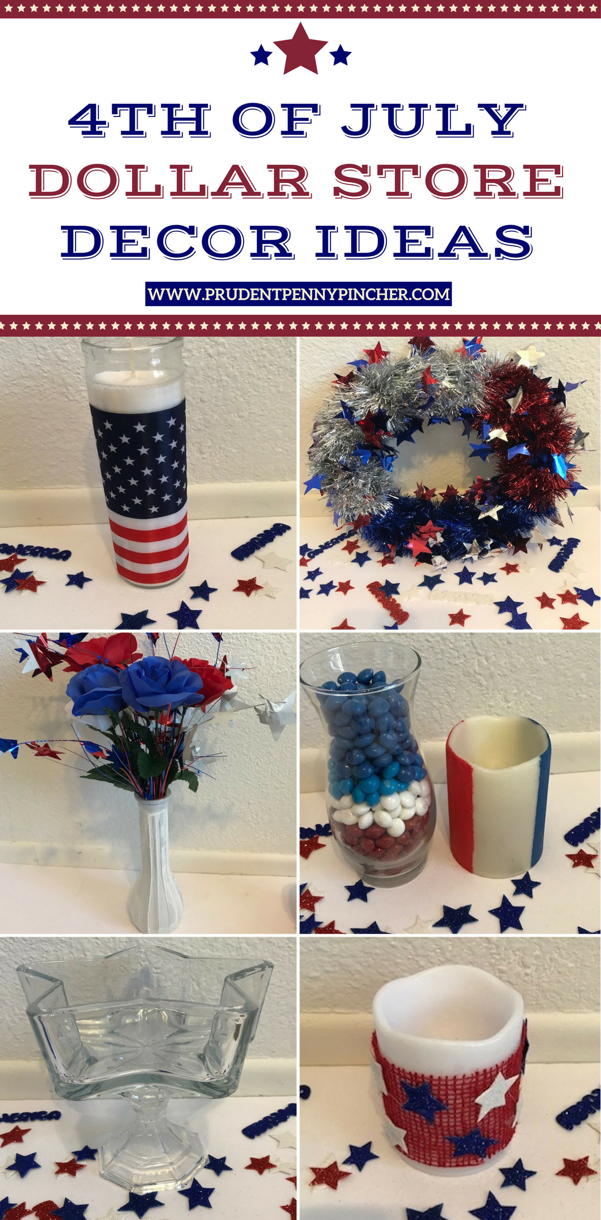 4th of July decor ideas