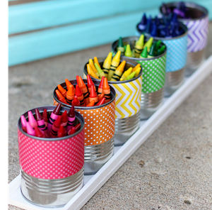 24 DIY Back to School Organization Ideas for Homework