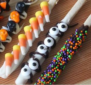 Trick-or-Treat Pocky Halloween Candy