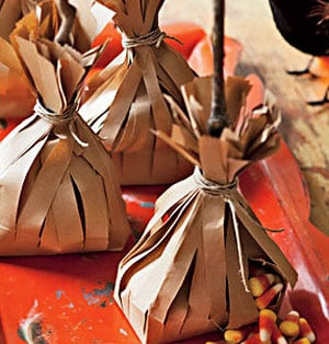 Broom Candy Bags