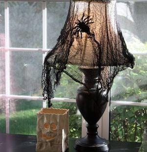 Creepy Lamp