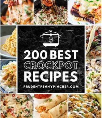 200 Best Crockpot Recipes