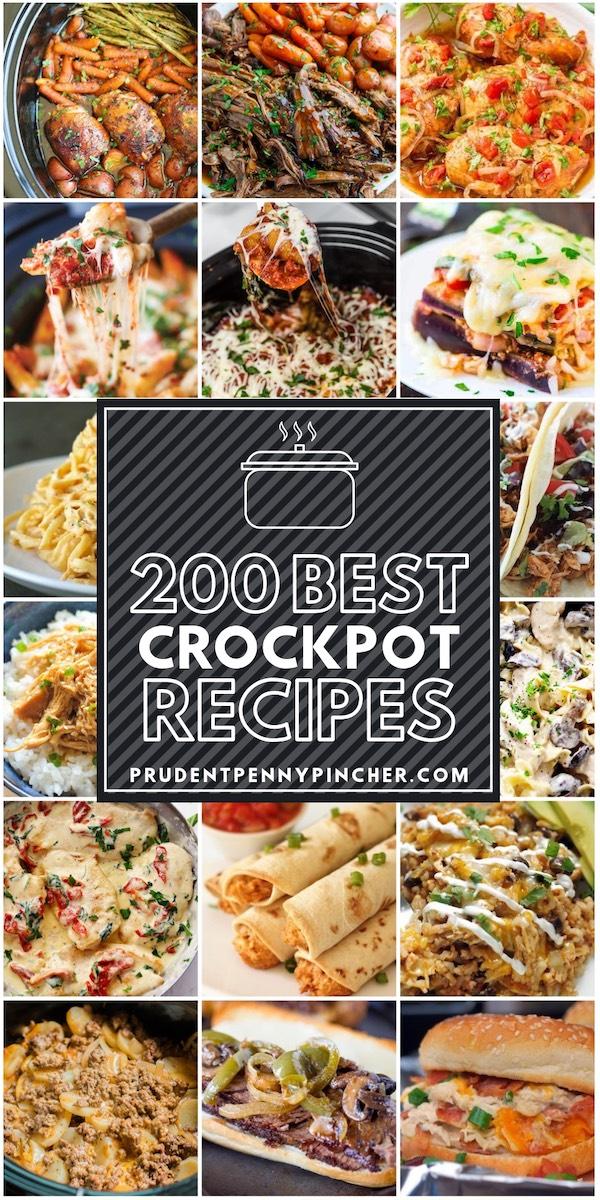 200 Best Crockpot Recipes