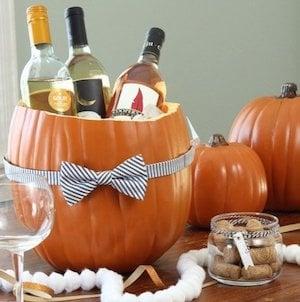 Pumpkin Wine Cooler
