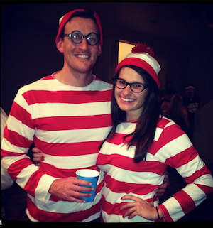 Where's Waldo Halloween Costumes