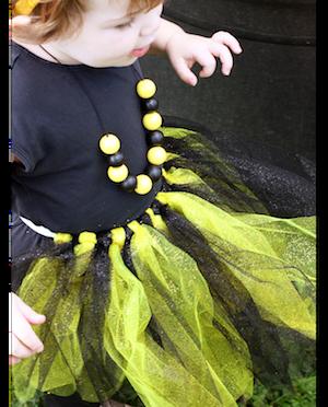 Bee DIY halloween Costume