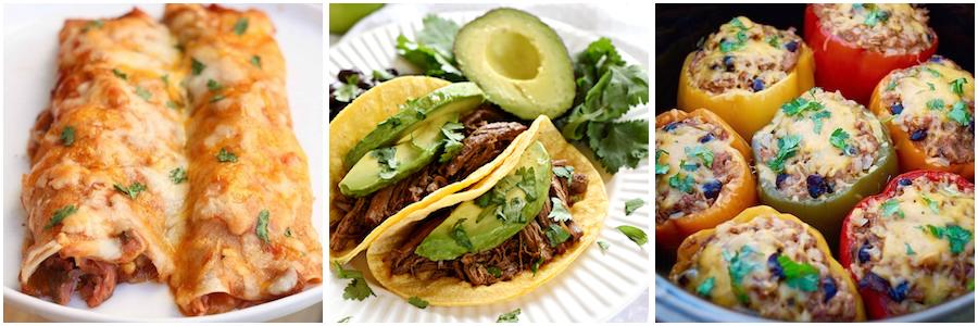 best Mexican beef crock pot recipes