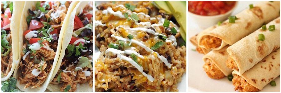 Mexican Best Chicken Crockpot Recipes