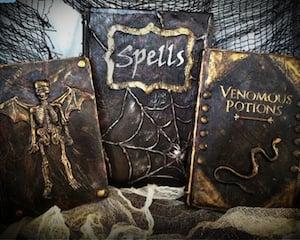 Halloween Spellbooks