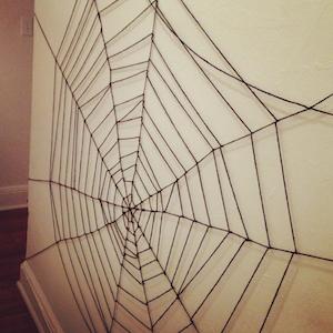 Yarn Spiderweb