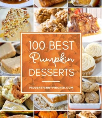 100 Best Pumpkin Dessert Recipes