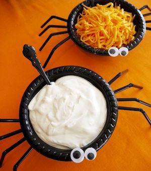 Spider Dip Bowls