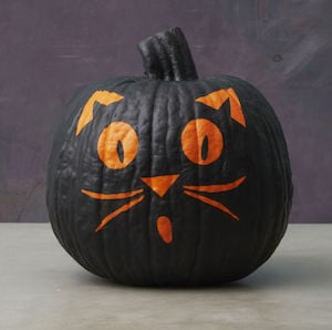 100 No Carve Pumpkin Decorating Ideas - Prudent Penny Pincher