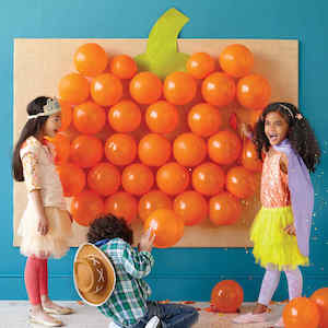 Pop Goes the Pumpkingame for kids