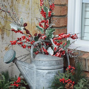 16 Outdoor Farmhouse Christmas Decorations