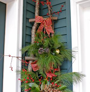 50 Cheap & Easy DIY Outdoor Christmas Decoration