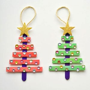 100 Best Christmas Crafts Prudent Penny Pincher