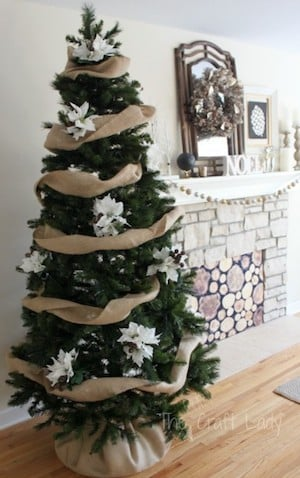 30 rustic christmas tree