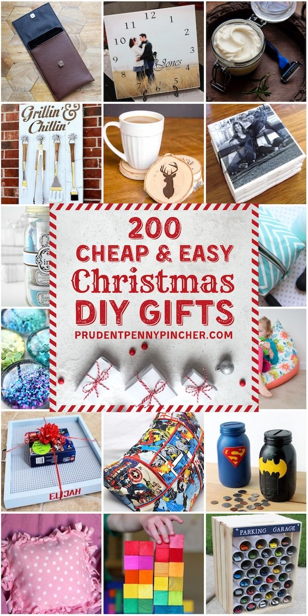 Christmas Gifts For Coworkers Under 10.200 Cheap And Easy Diy Christmas Gifts Prudent Penny Pincher