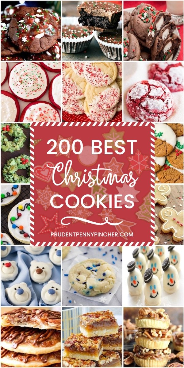 200 Best Christmas Cookies