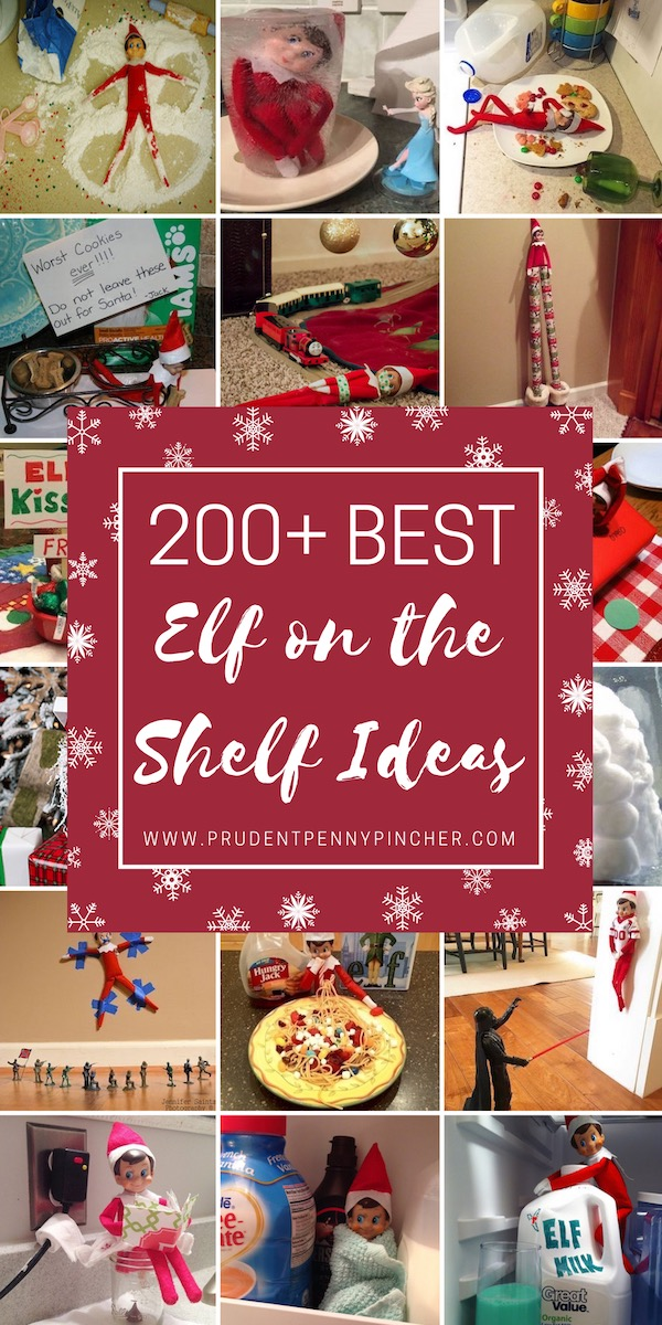 200 Best Elf on the Shelf Ideas