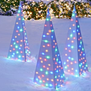 100 Best Outdoor Diy Christmas Decorations Prudent Penny