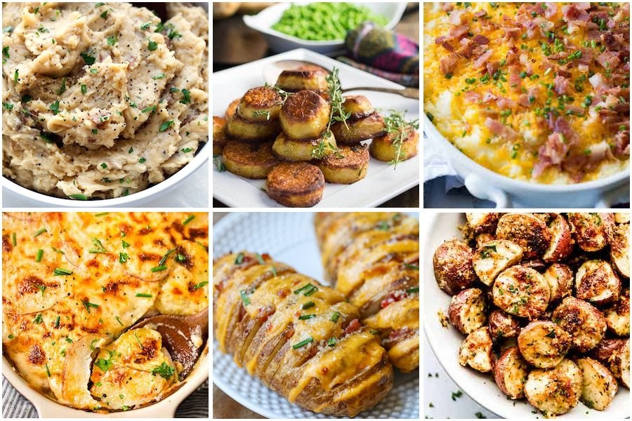 potato thanksgiving side dishes