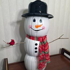 Christmas Light Hanger Pole