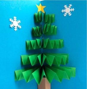 DIY Christmas Pop Up Card Craft