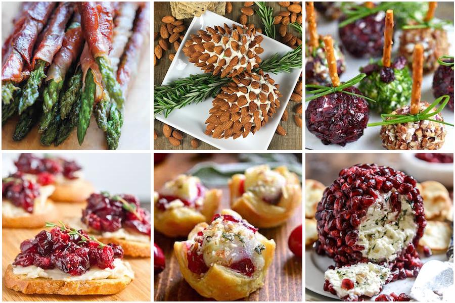 appetizers for christmas dinner - Best Christmas Dinner Recipes