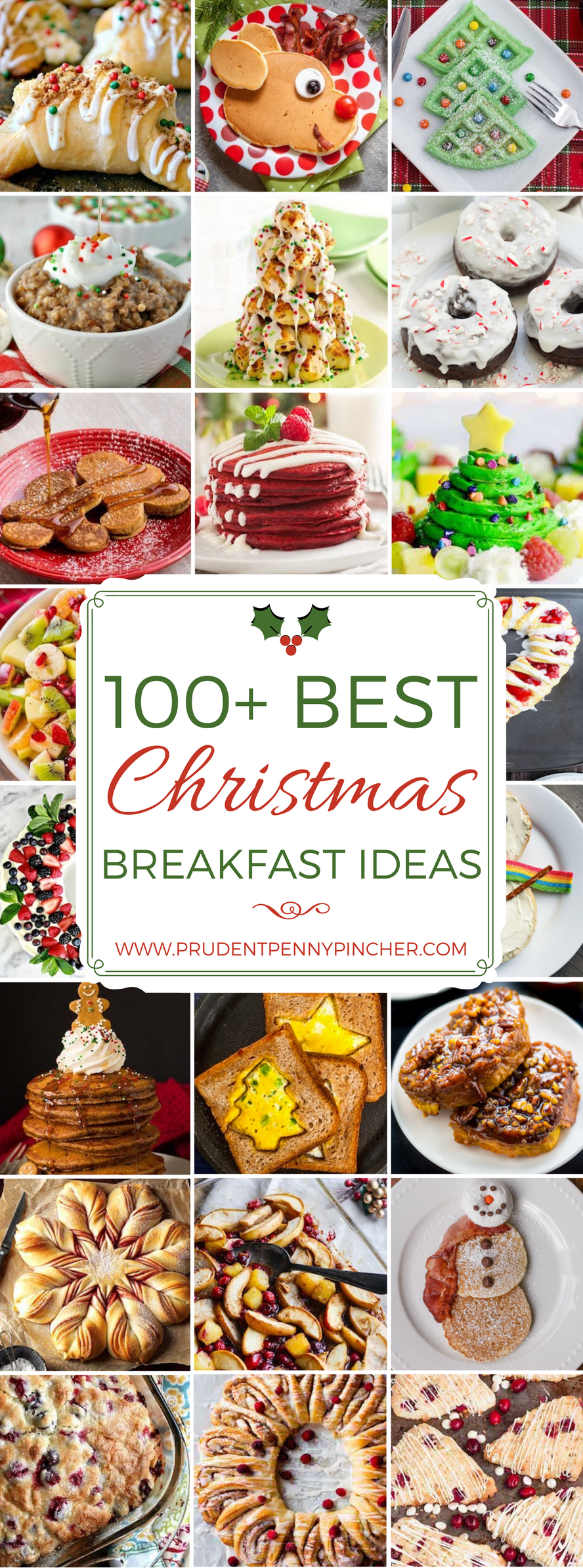 start christmas morning off right with these festive and delicious christmas breakfast recipes from make ahead recipes and breakfast casseroles to the - Best Christmas Breakfast