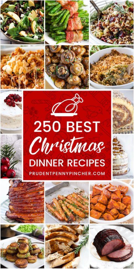 250 Best Christmas Dinner Recipes