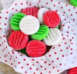 Easy Christmas Candy.100 Best Christmas Candy Recipes Prudent Penny Pincher