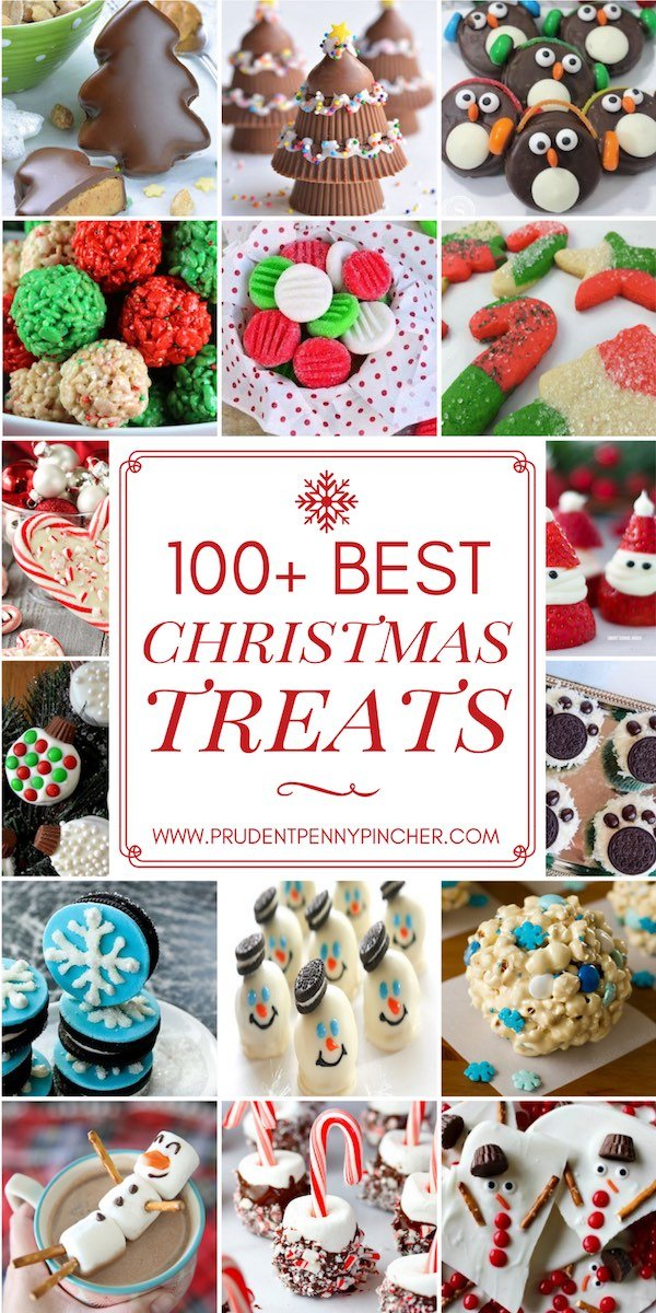 200 Best Christmas Treats