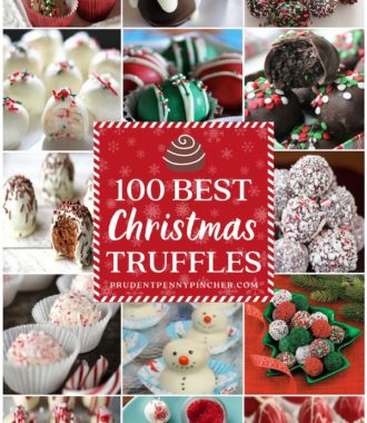 100 Best Christmas Truffles