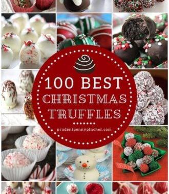 100 Best Christmas Truffles